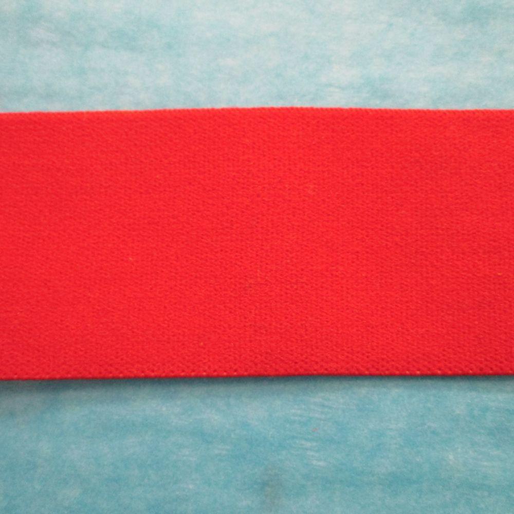 Waistband elastic - red