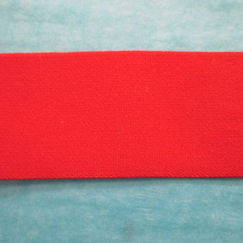 Waistband elastic - red