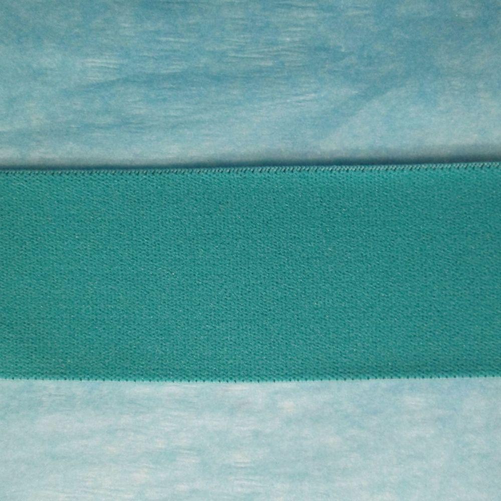Waistband elastic - turquoise