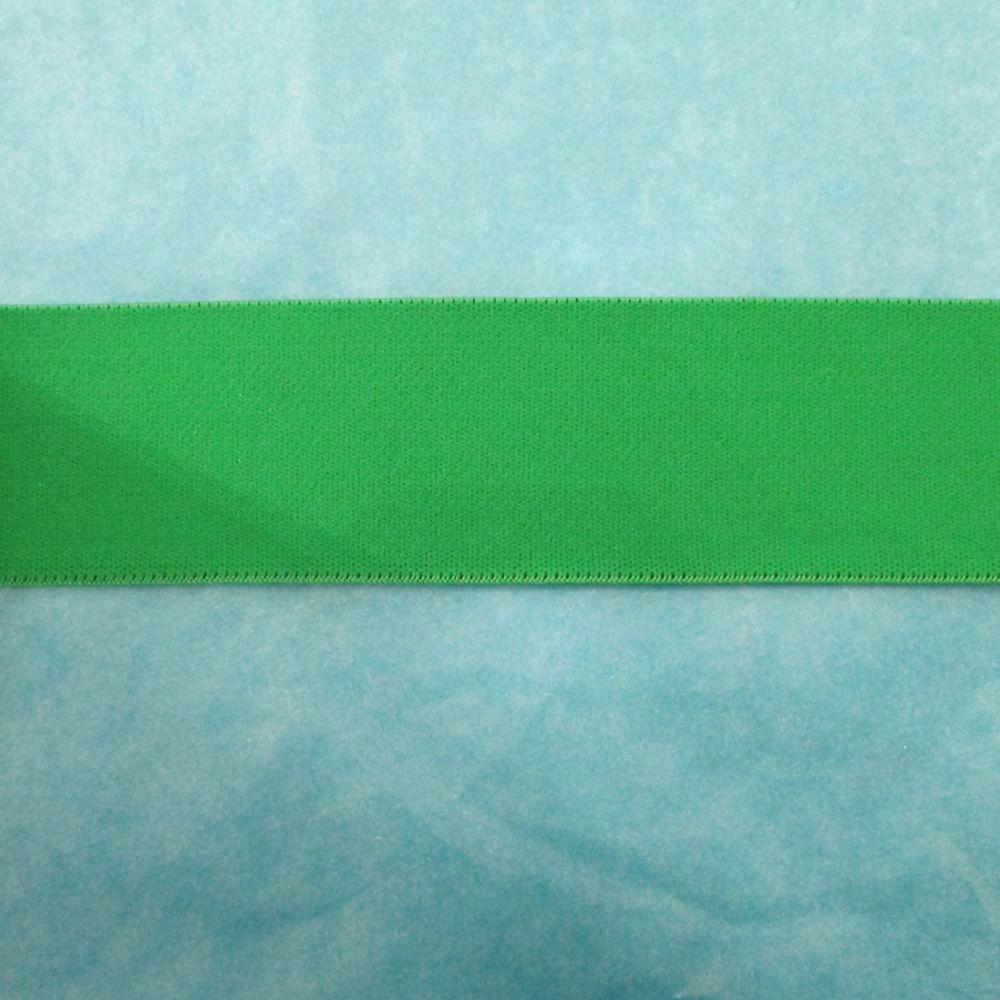 Waistband elastic - emerald