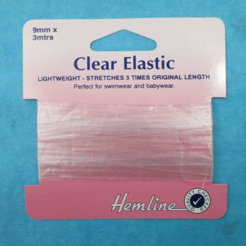Clear Elastic