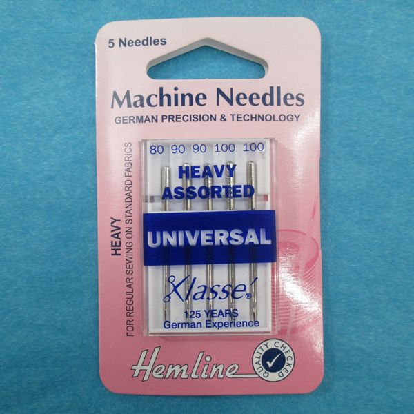 Machine Needles - Heavy