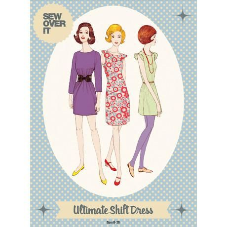 Sew Over It - Ultimate Shift Dress