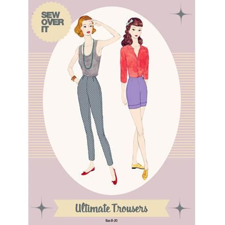 Sew Over It - Ultimate Trouser