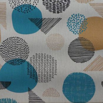 Katia Fabric - Dot on Canvas