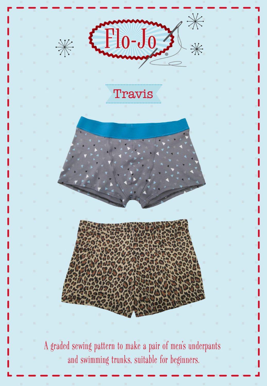 'Travis' Trunk Pattern