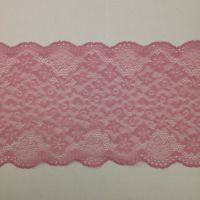 Wide Stretch Lace - Dusty Pink