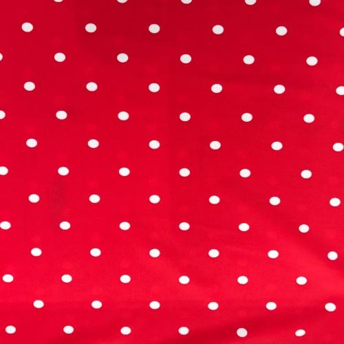 Swimwear Red Dotty