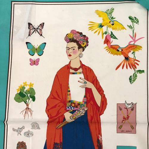 ''L Artista con Alma''Alexander Henry Fabric
