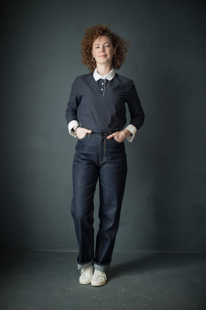Merchant and Mills- Heroine Sewing Pattern