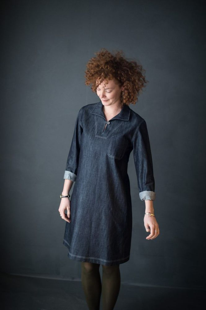 Merchant and Mills- Francine Sewing Pattern