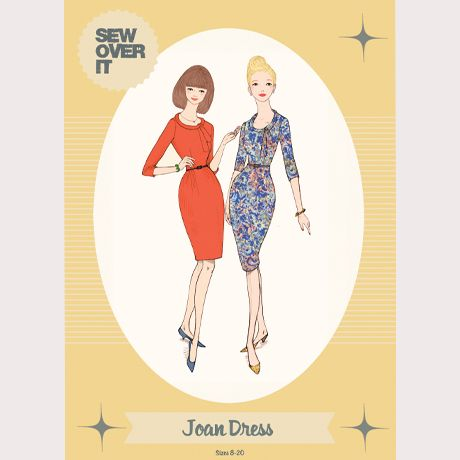 Sew Over It - Joan Dress