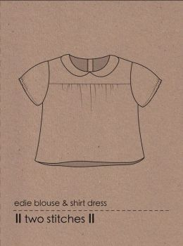 Two Stitches - Edie Dress Sewing Pattern