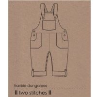 Two Stitches - Frankie Dungaree Sewing Pattern
