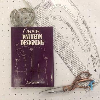 5. Pattern Cutting Masterclass Weekender - Sat 18th- Sun 19th April