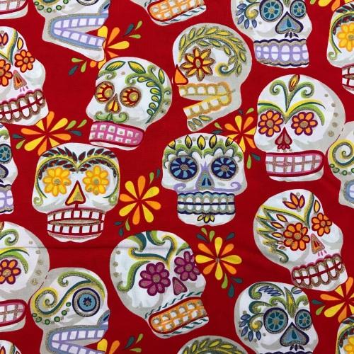Viva Frida -Frida Kahlo Alexander Henry Fabric