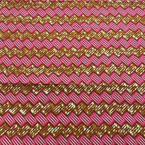 Wax Cotton - Gold Circle