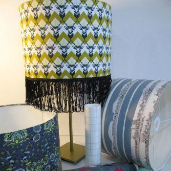 8. Lampshade Making - - - - - - - - - -Saturda 9th May