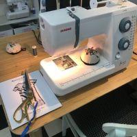 1. Beginners Dressmaking - 23rd April