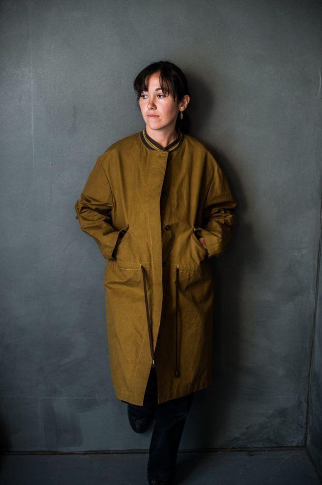 Merchant and Mills- TN31 Parka Coat