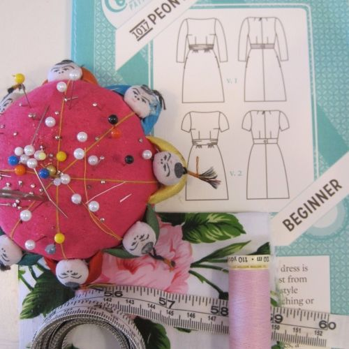 <!-- 0009 -->Let's Get Sewing Level 2 - Saturday 18th May