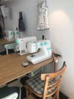 1. Summer Sewing Bee. Tuesday 16th July