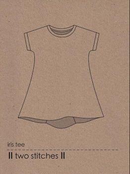 Two Stitches - Iris Dress Sewing Pattern