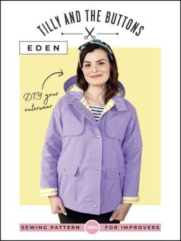Tilly and the Buttons - Eden Sewing Pattern