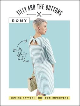 Tilly and the Buttons - Romy Sewing Pattern