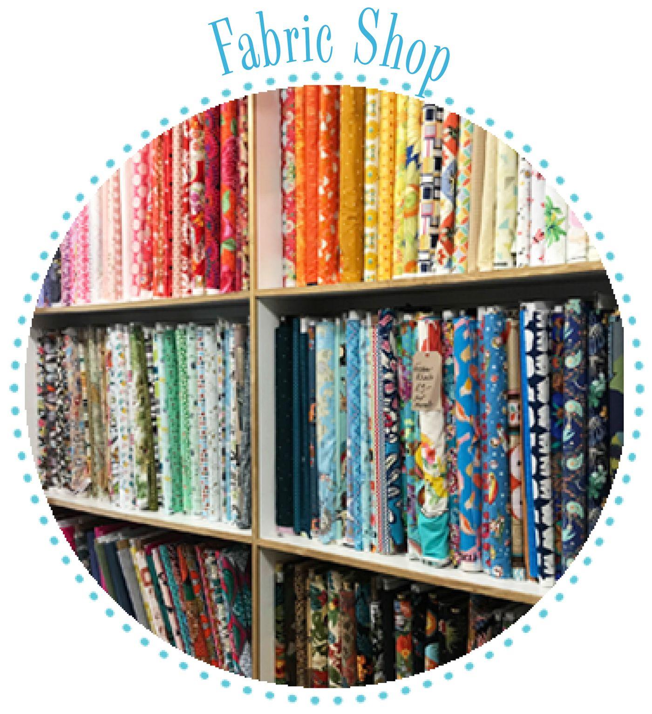 Flo-Jo Fabric Shop