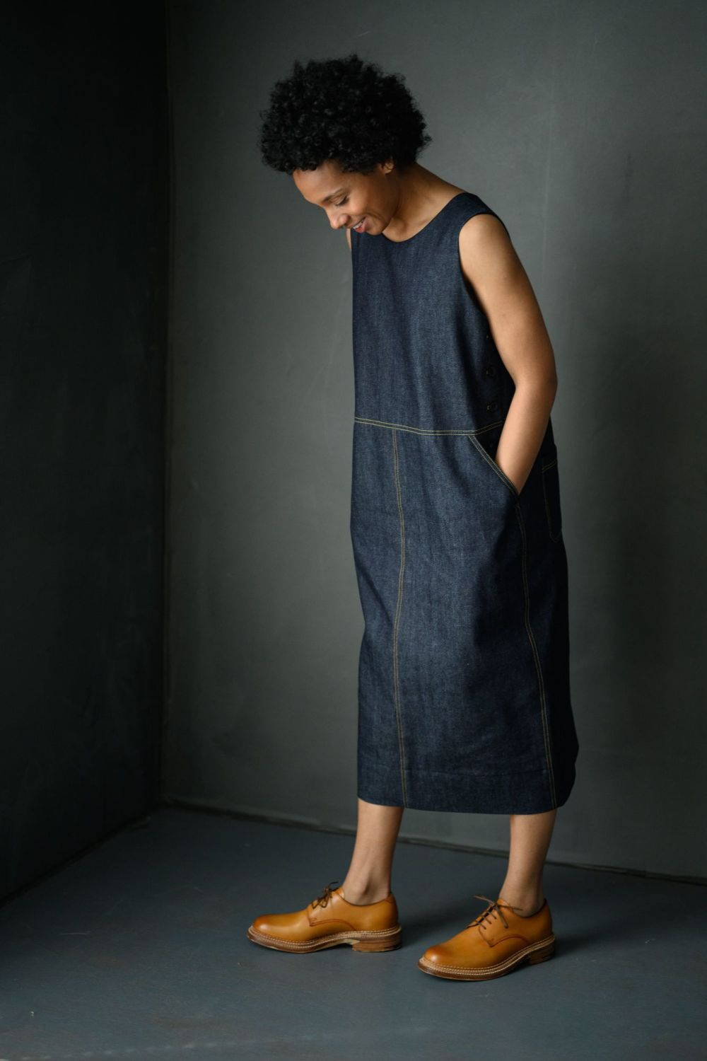 Merchant and Mills - Whittaker Sewing Pattern