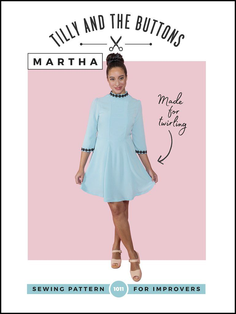 Tilly and the Buttons - Martha Sewing Pattern