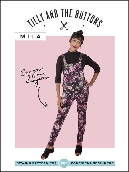 Tilly and the Buttons - Mila Sewing Pattern