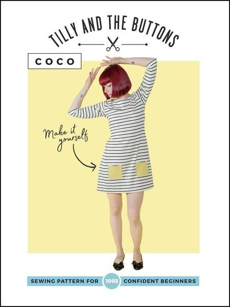 Tilly and the Buttons - Coco Sewing Pattern