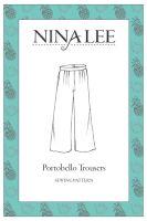 Portobello Trouser Sewing Pattern