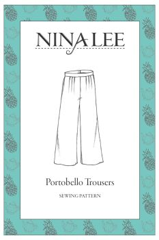Portobello Trouser Sewing Pattern