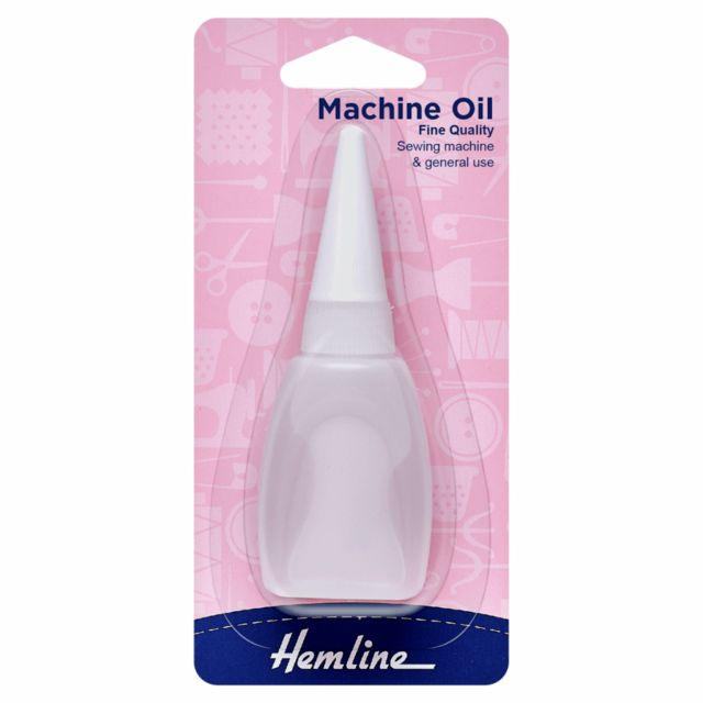 Hemline Sewing Machine Oil
