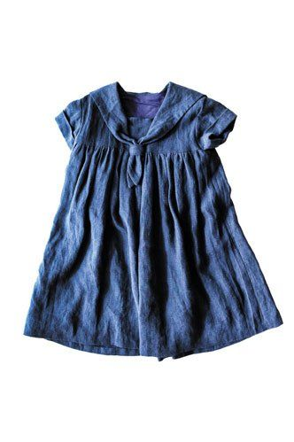 Merchant and Mills - Skipper Childrens Dress