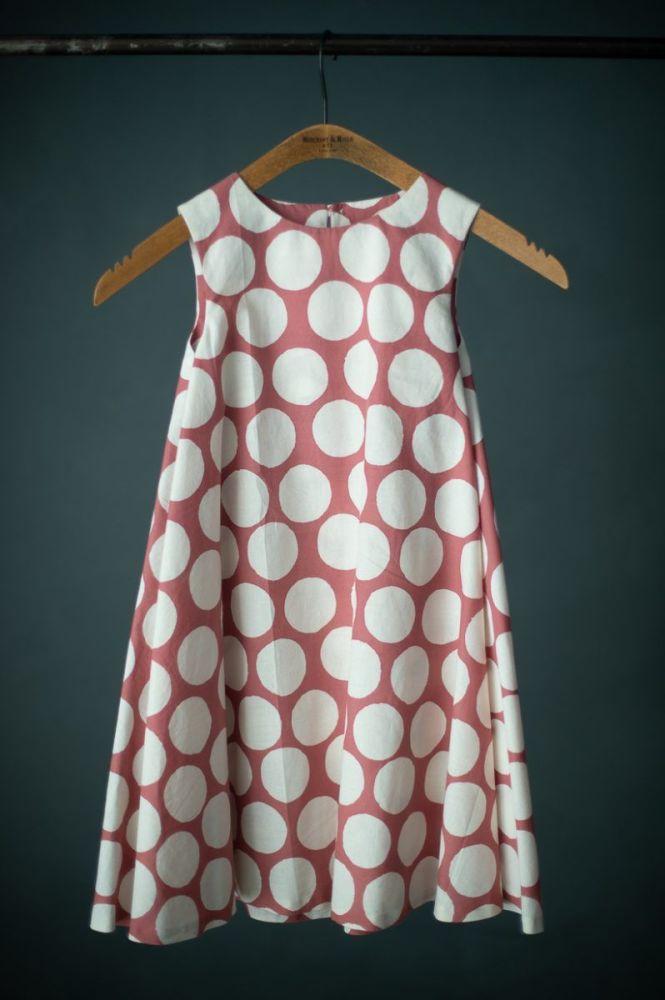 Merchant and Mills -  Trapezette  Girls Sewing Pattern