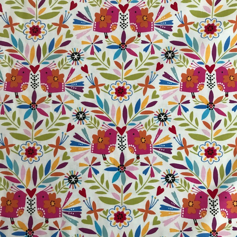 Fiesta Garden- Cotton Fabric by Dashwood Studios