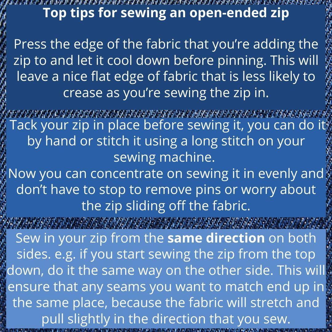 top tips zip