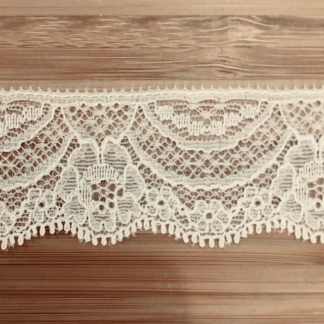 Stretch Lace - Tea