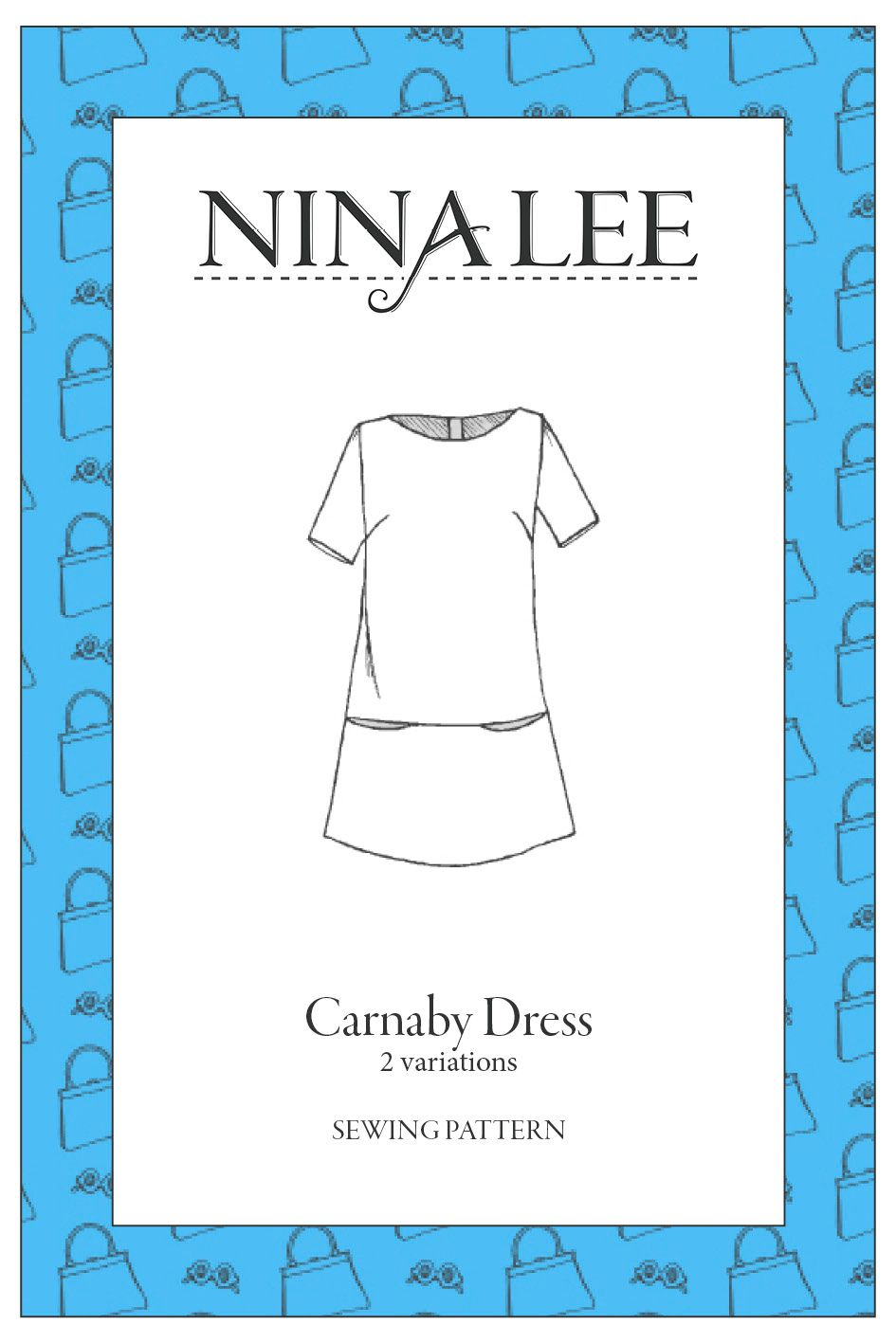 The Carnaby Dress  Sewing Pattern