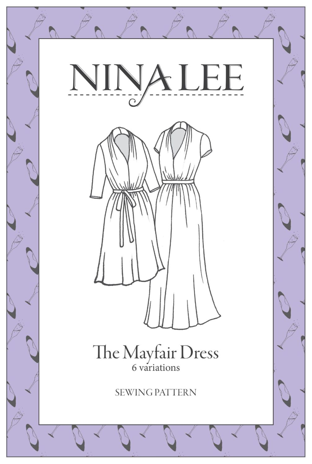 The Mayfair Dress  Sewing Pattern