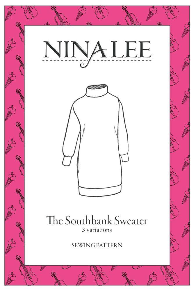 Nina lee - The Southbank Sewing Pattern