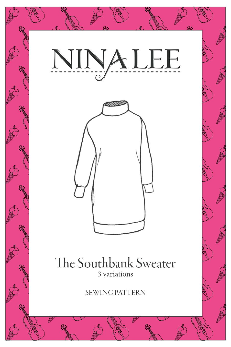 The Southbank Sewing Pattern