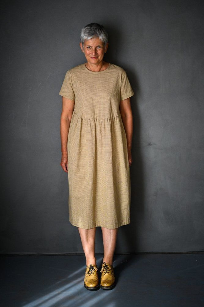 Merchant and Mills - Florence Top and Dress Sewing Pattern