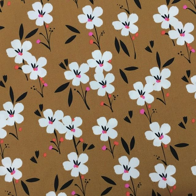 Soiree- Spring  - Cotton Fabric by Dashwood