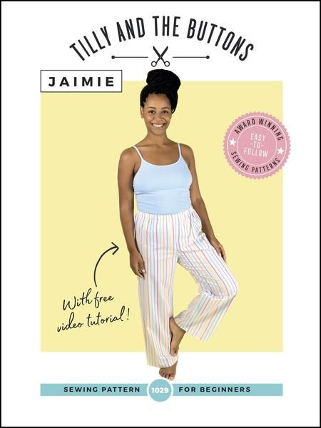 Tilly and the Buttons - Jaimie Sewing Pattern