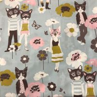 Cool Cats - Alexander Henry Fabric
